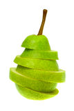 Organic pear Stock Photo