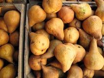 Organic Pears Stock Photos