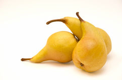 Organic Pears Royalty Free Stock Photo