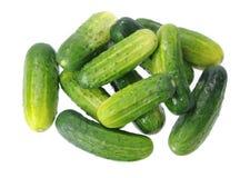 Organic pickle Stock Image