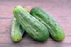 Organic pickle Royalty Free Stock Photos