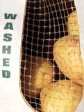 Organic Potatoes Royalty Free Stock Photo