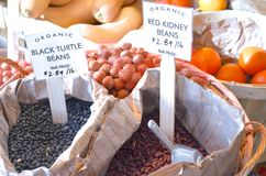 Organic Produce Royalty Free Stock Photography