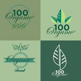 Organic product Royalty Free Stock Images