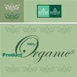Organic product Stock Photos