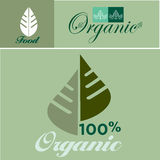 Organic product Stock Images