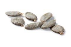 Organic pumpkin seeds Royalty Free Stock Photo