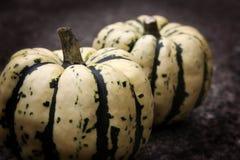 Organic pumpkins Stock Photos