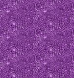 Cocoon Texture Seamless Pattern Background. Organic purple texture of tangled cocoon webs. Seamless texture pattern background Stock Photos