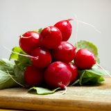 Organic Radish Stock Photos