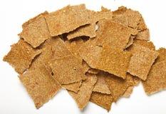 Organic Raw Chips Royalty Free Stock Photos
