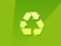 Organic Recycle Background Stock Images