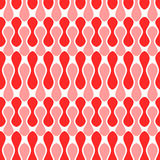 Organic red beans seamless background. Red beans vertical seamless background pattern. Geometric shapes Stock Photo