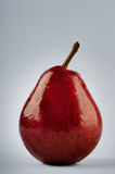 Organic Red Pear  Stock Photography