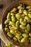 Organic Roasted Fresh Garbanzo Beans Stock Photos