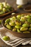 Organic Roasted Fresh Garbanzo Beans Royalty Free Stock Photography