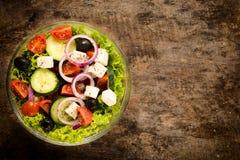 Organic Salad Royalty Free Stock Images