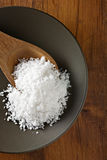 Organic Sea Salt Stock Images