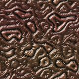 Organic seamless generated texture or background Stock Photography