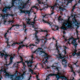 Organic seamless texture. Computer generated image of a seamless texture of a organic tissue Stock Photo