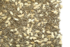 Organic Seeds Royalty Free Stock Photos