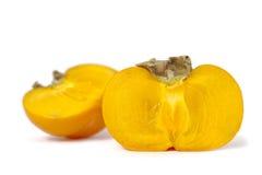 Organic Sharon Fruit Stock Images