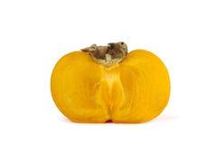 Organic Sharon Fruit Royalty Free Stock Image