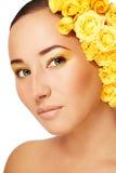 Organic skincare Royalty Free Stock Image