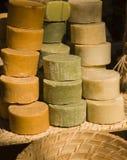 Organic soap Royalty Free Stock Photos