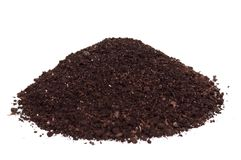 Organic soil Royalty Free Stock Images