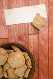 Organic soya Royalty Free Stock Photos