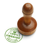 Organic Stamper Stock Images