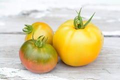 Organic tomato Royalty Free Stock Photos