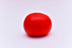 Organic Tomato. Natural Organic Not GMO Tomato. Organic food Royalty Free Stock Photo