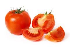 Organic tomato Stock Image