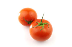 Organic tomatoes Royalty Free Stock Image