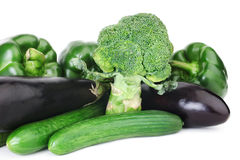 Organic vegetables Stock Photos