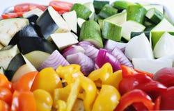 Organic Vegetables From Garden Stock Image