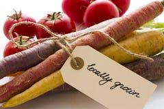 Organic Vegetables Royalty Free Stock Image