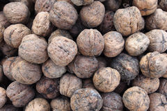 Organic walnuts from Italy Stock Photos