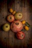 organiczne owoce Obrazy Stock