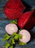 organiczne warzywa Zdjęcie Stock