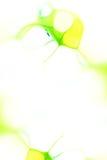organicznie abstrakcjonistyczny tło Obrazy Royalty Free