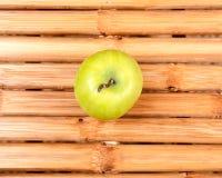 Organicznie babcia kowala jabłko Obrazy Stock