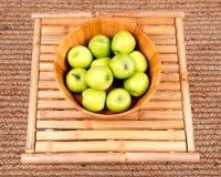 Organicznie babcia kowala jabłko Zdjęcie Royalty Free