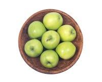 Organicznie babcia kowala jabłko Zdjęcia Stock