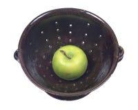 Organicznie babcia kowala jabłko Obraz Royalty Free