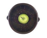 Organicznie babcia kowala jabłko Zdjęcie Stock