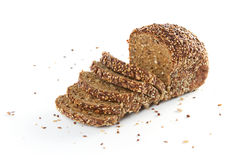 Organicznie domowej roboty chleb Zdjęcie Stock