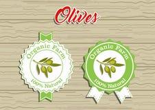 Organicznie gospodarstwo rolne ekologicznie życzliwy produkt Obrazy Royalty Free